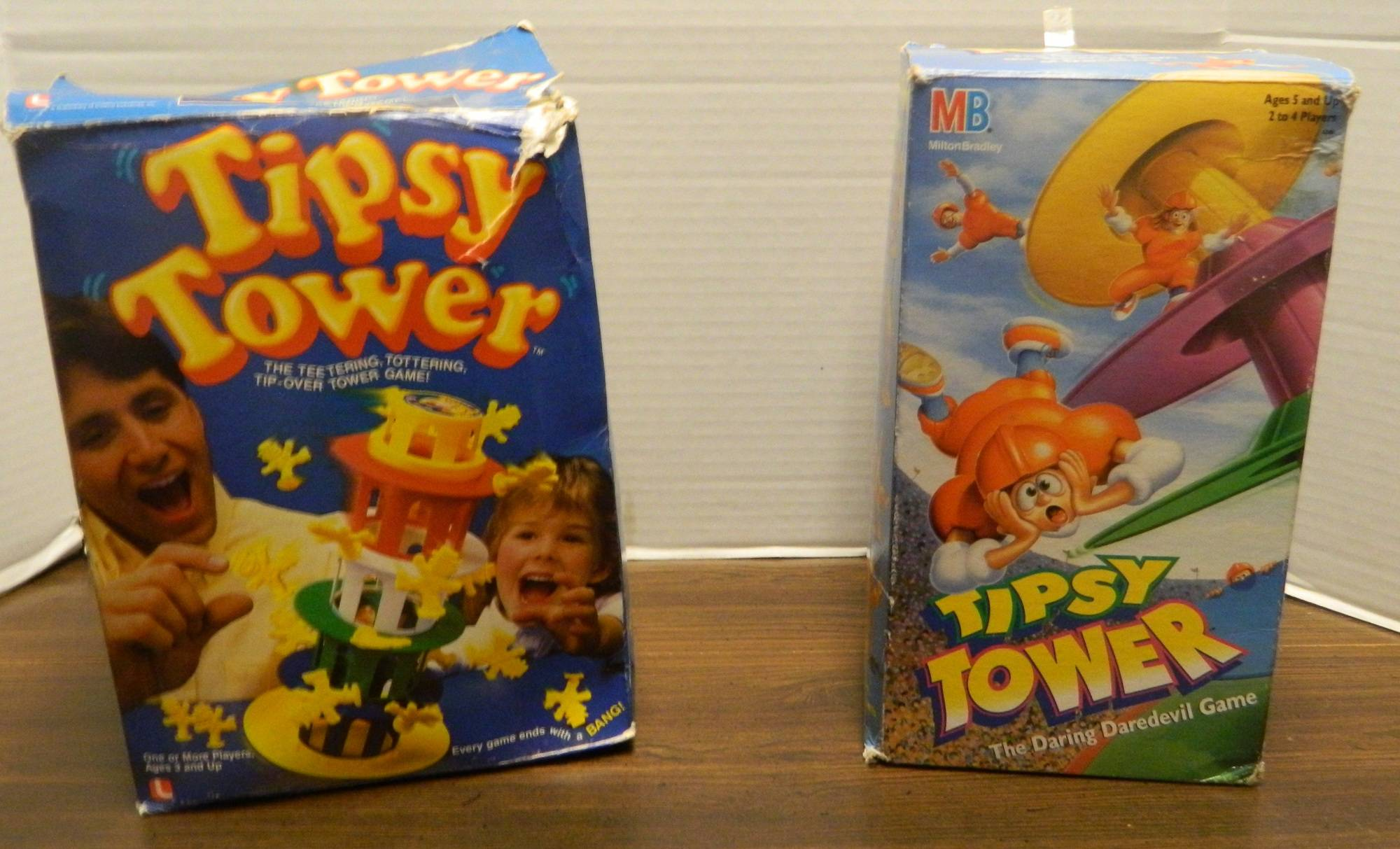 Box for Tipsy Tower