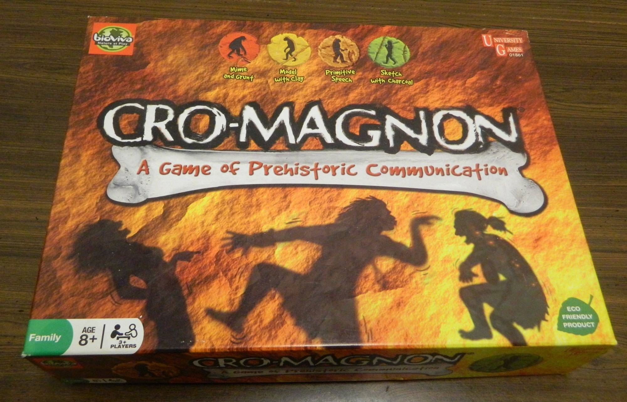 Box for Cro-Magnon