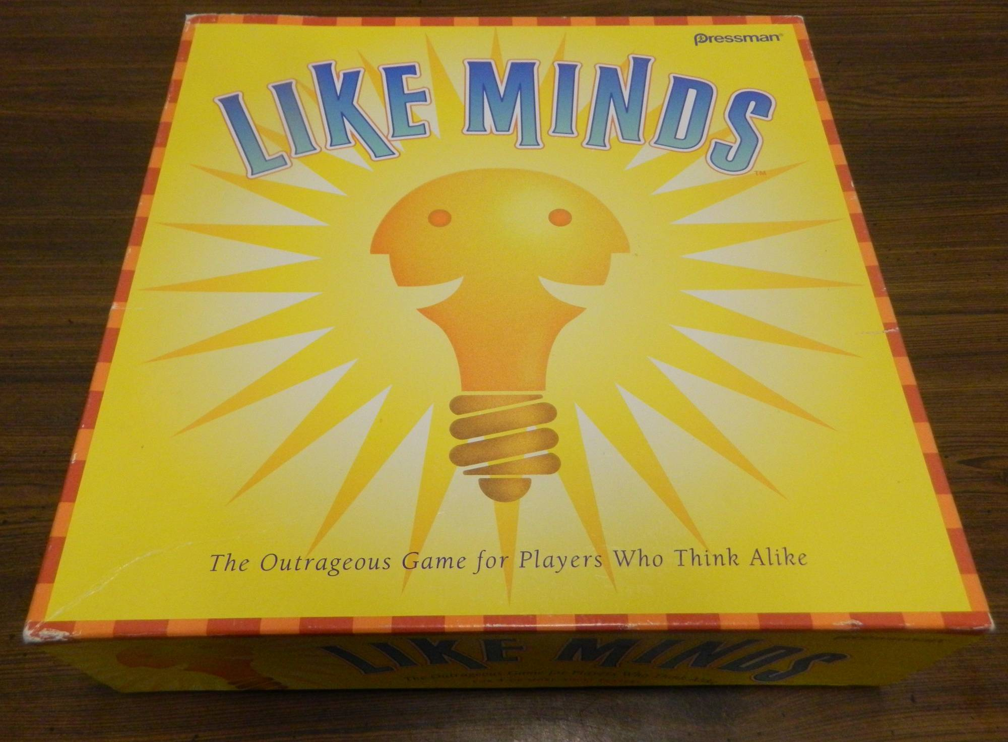 Box for Like Minds