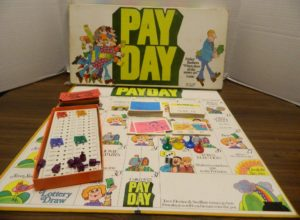 Pay day, board games amazon canada.