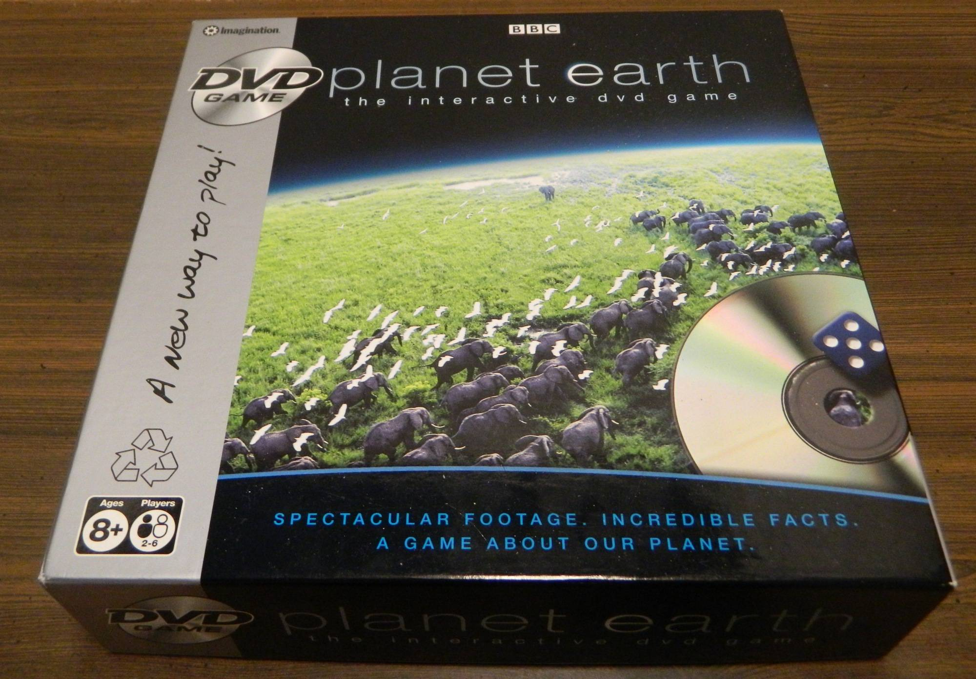 Box for Planet Earth