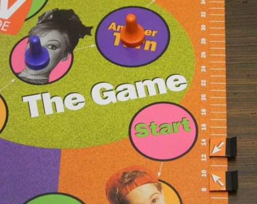 TV Guide The Game Board Game Gambling