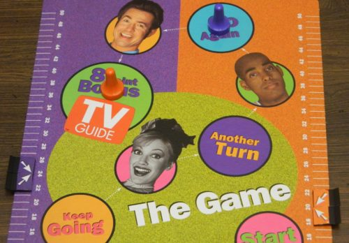 TV Guide The Game Board Game Winning