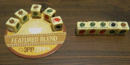 Better Quality Blend in Viva Java Dice Game