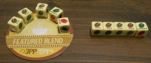 More Robust Blend in Viva Java Dice Game