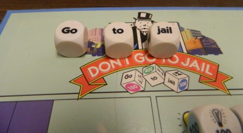 Lose Turn in Don't Go to Jail