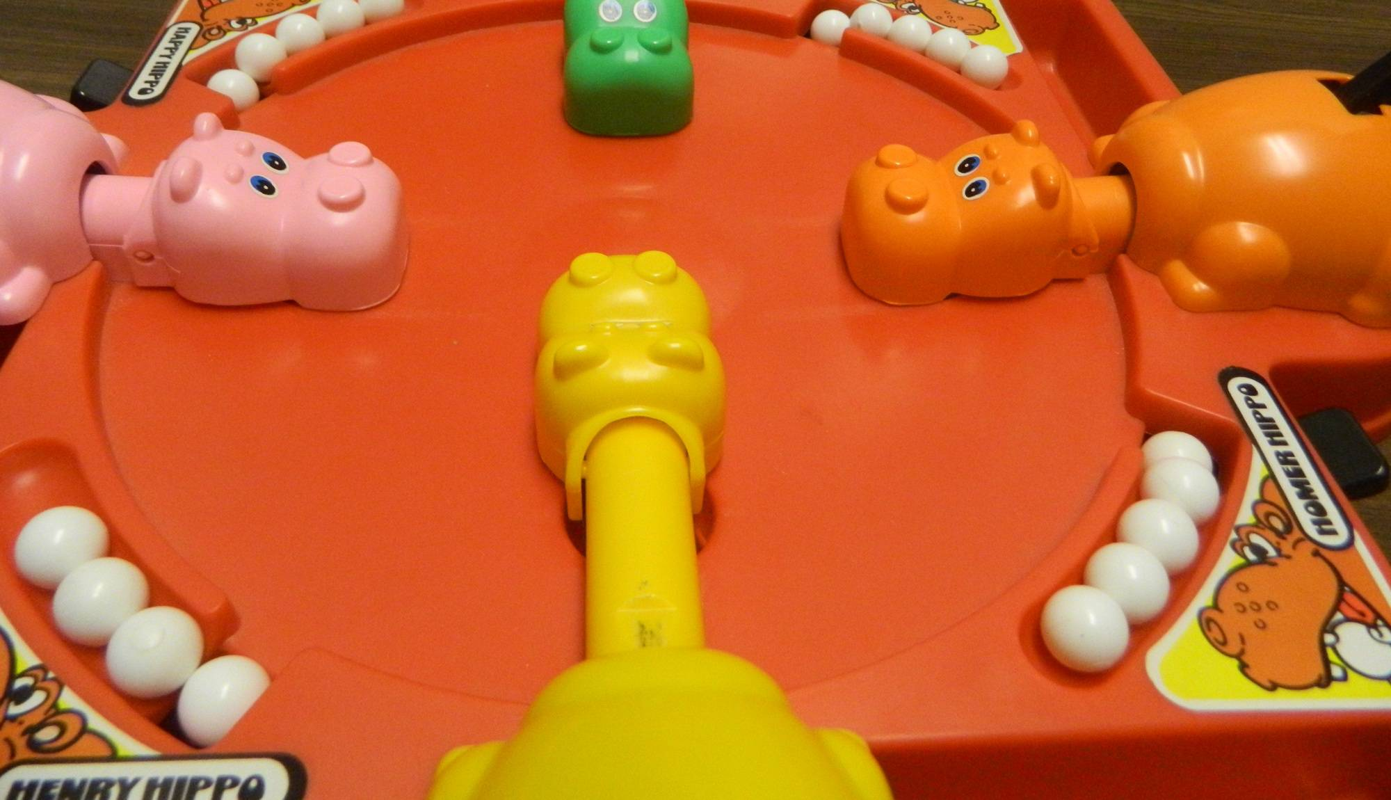 Hungry Hungry Hippos Board Game Review And Rules Geeky Hobbies
