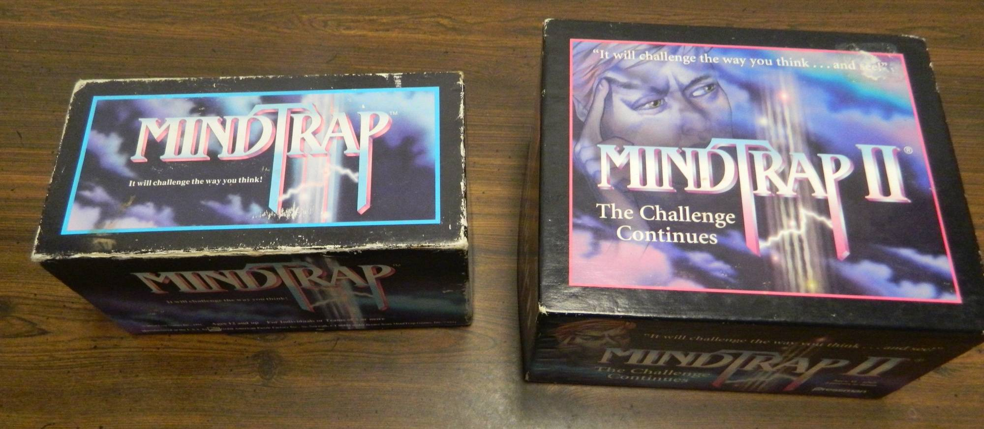 Boxes for MindTrap