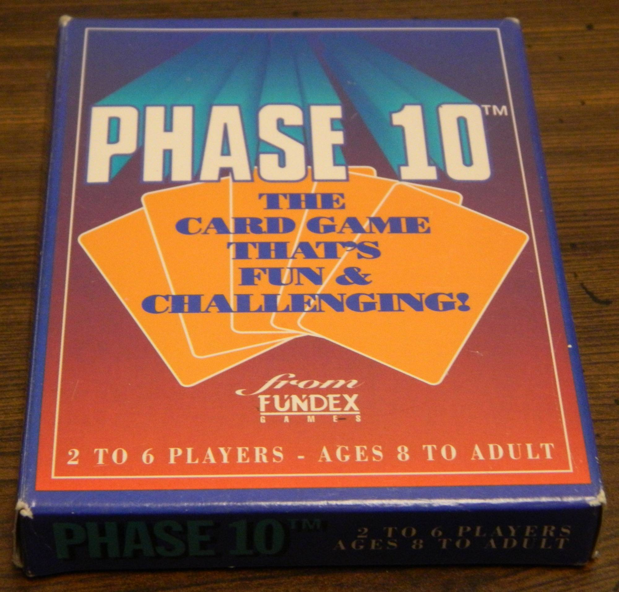 Box for Phase 10