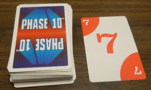 Draw Card in Phase 10