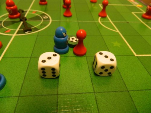 Battling for the Ball in Soccer Tactics World
