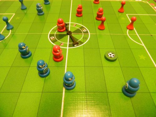 Free Ball in Soccer Tactics World