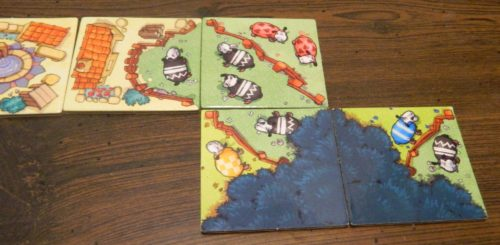 Matching Forest Tiles in Wooly Bully
