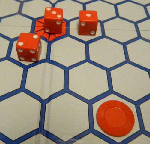 Chamber Dice in Chase