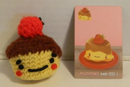 Pudding Amigurumi