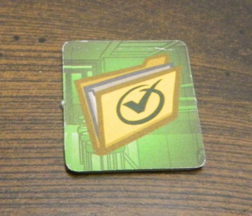 Timer Token in Codenames Duet