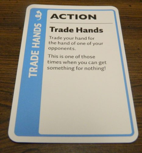 Action Card in Doctor Who Fluxx