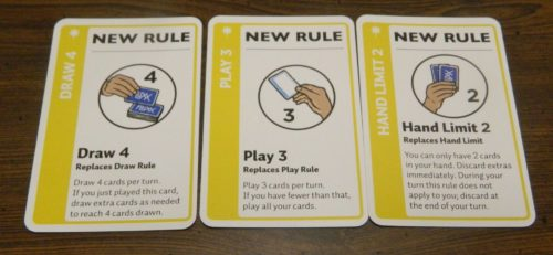 New Rules in Doctor Who Fluxx