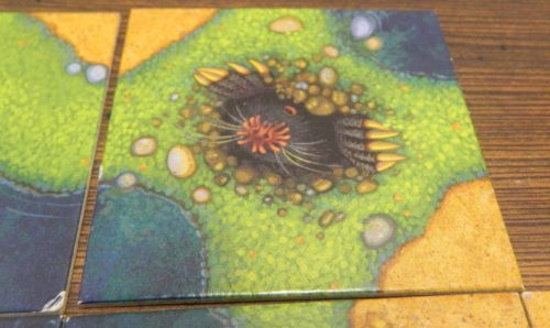 Tussock Tile in The Legend of Landlock.