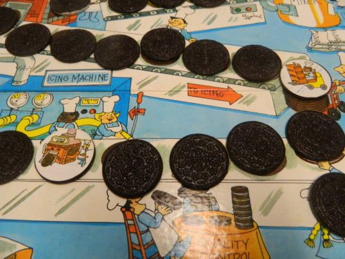 Non Match in Oreo Cookie Factory Game