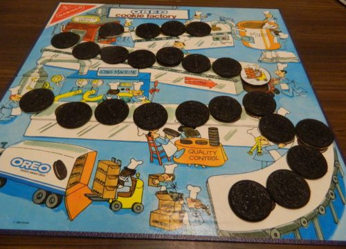 Setup Oreo Cookie Factory Game