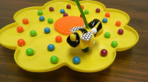 Playing Bizzy, Bizzy, Bumblebees