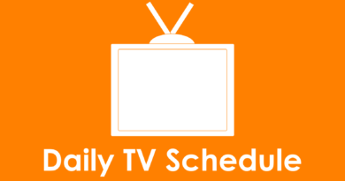 Tonight's Complete TV Listings: August 13, 2020 TV Schedule