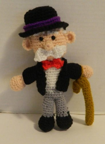 Complete Mr. Monopoly