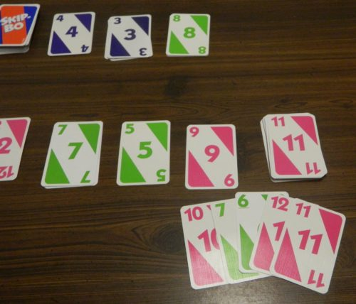 Playing Cards from Skip-Bo