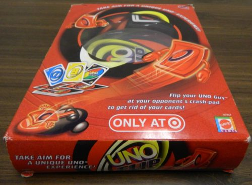 Box for UNO Flip