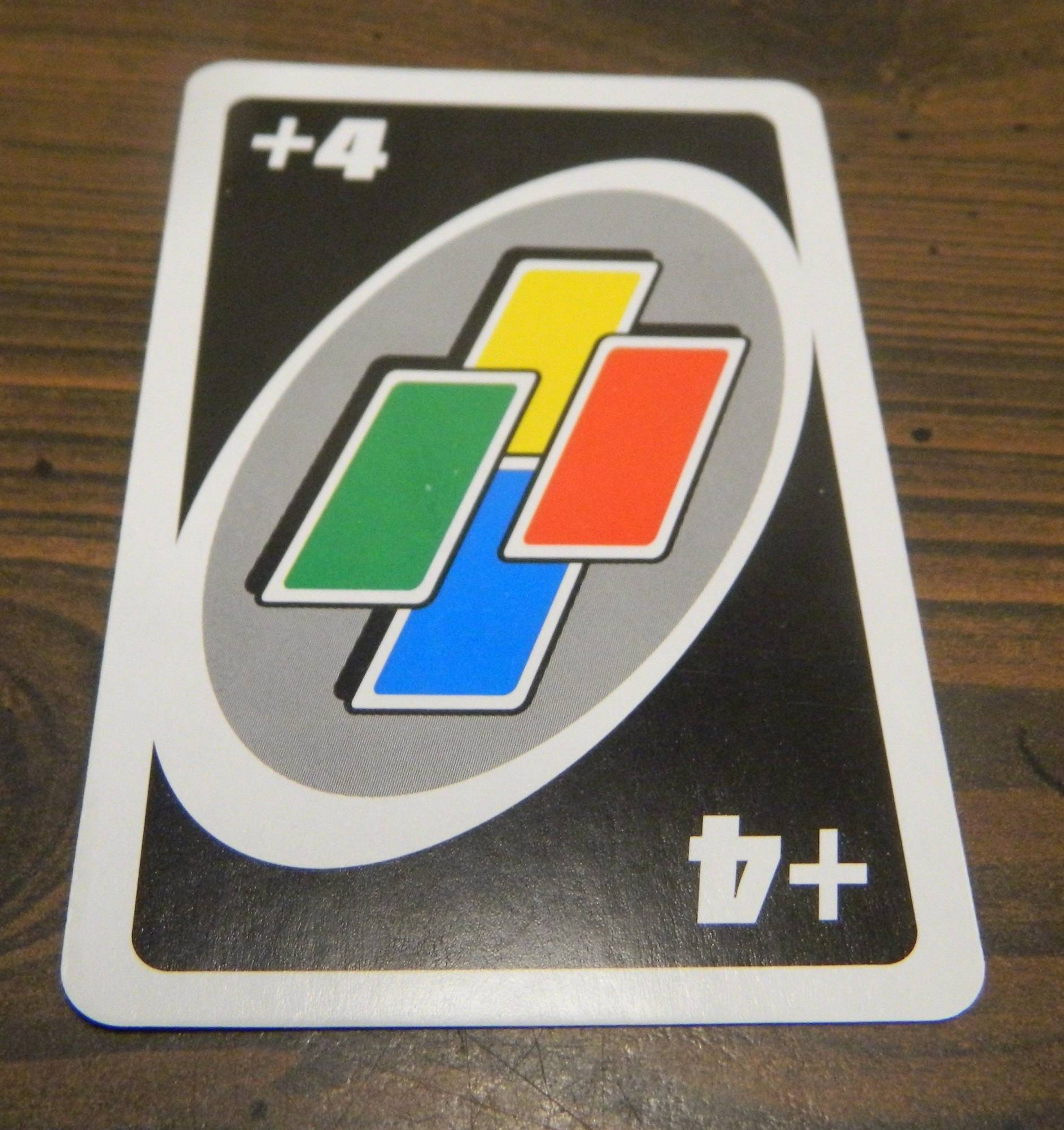 UNO Flip Card Game Review And Rules