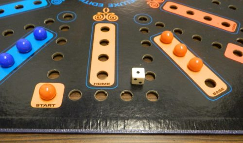 Start Space in Aggravation