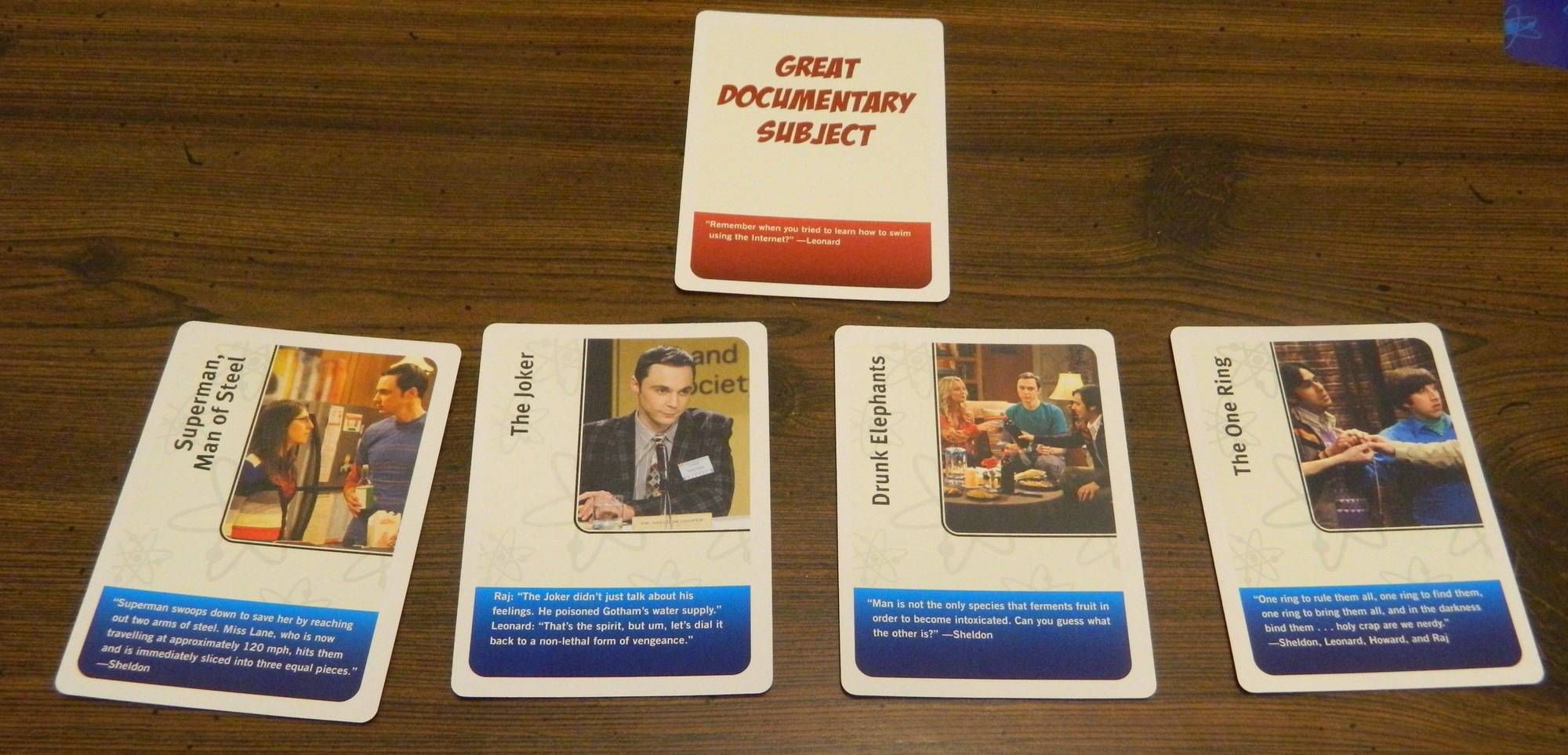 The Big Bang Theory: The Party Game | Board Game ...