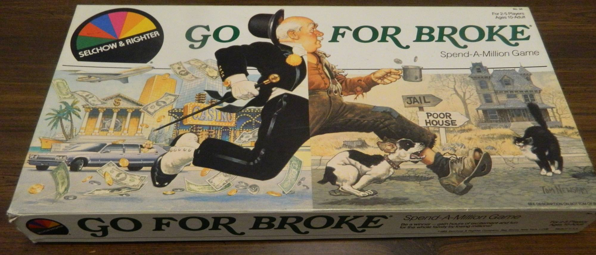Box for Go For Broke