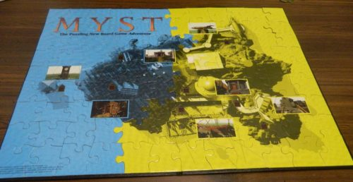 Completed Puzzle in Myst