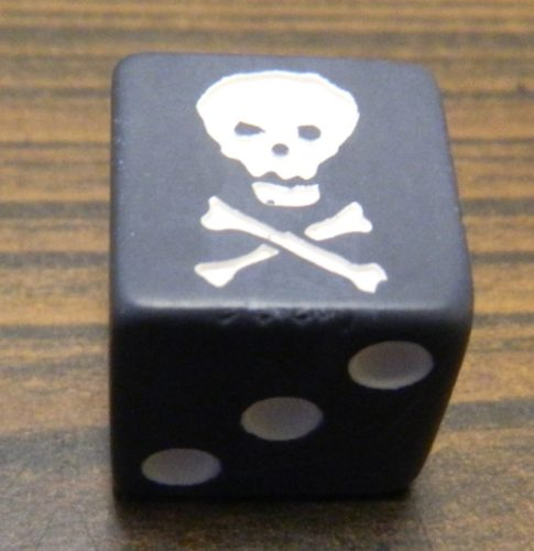 Wild in Pirates Dice