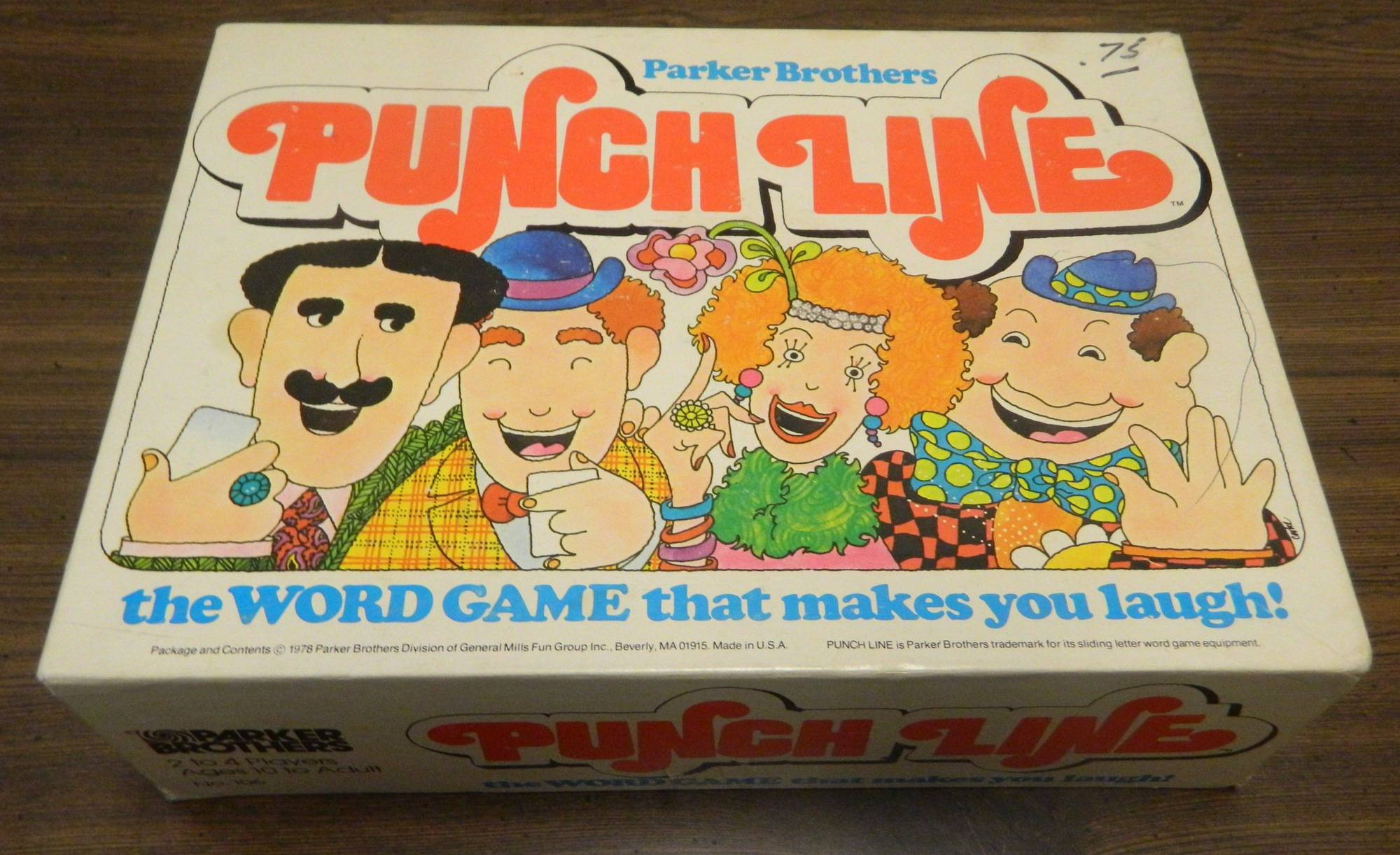 Box for Punch Line