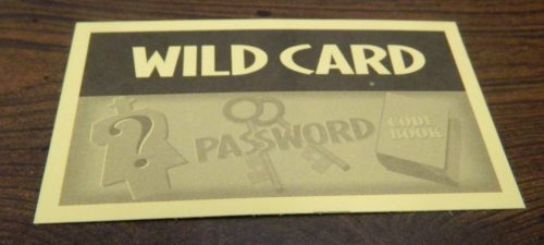 Wild Card in Spy Alley