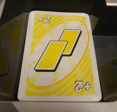 Draw Two Card UNO Flash