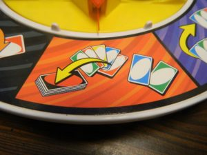 Almost UNO in UNO Spin