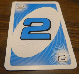 Spin Card in UNO Spin