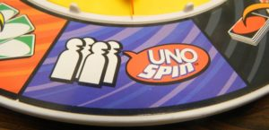 UNO Spin Space in UNO Spin