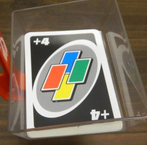 Wild Draw Four Card in UNO Tippo