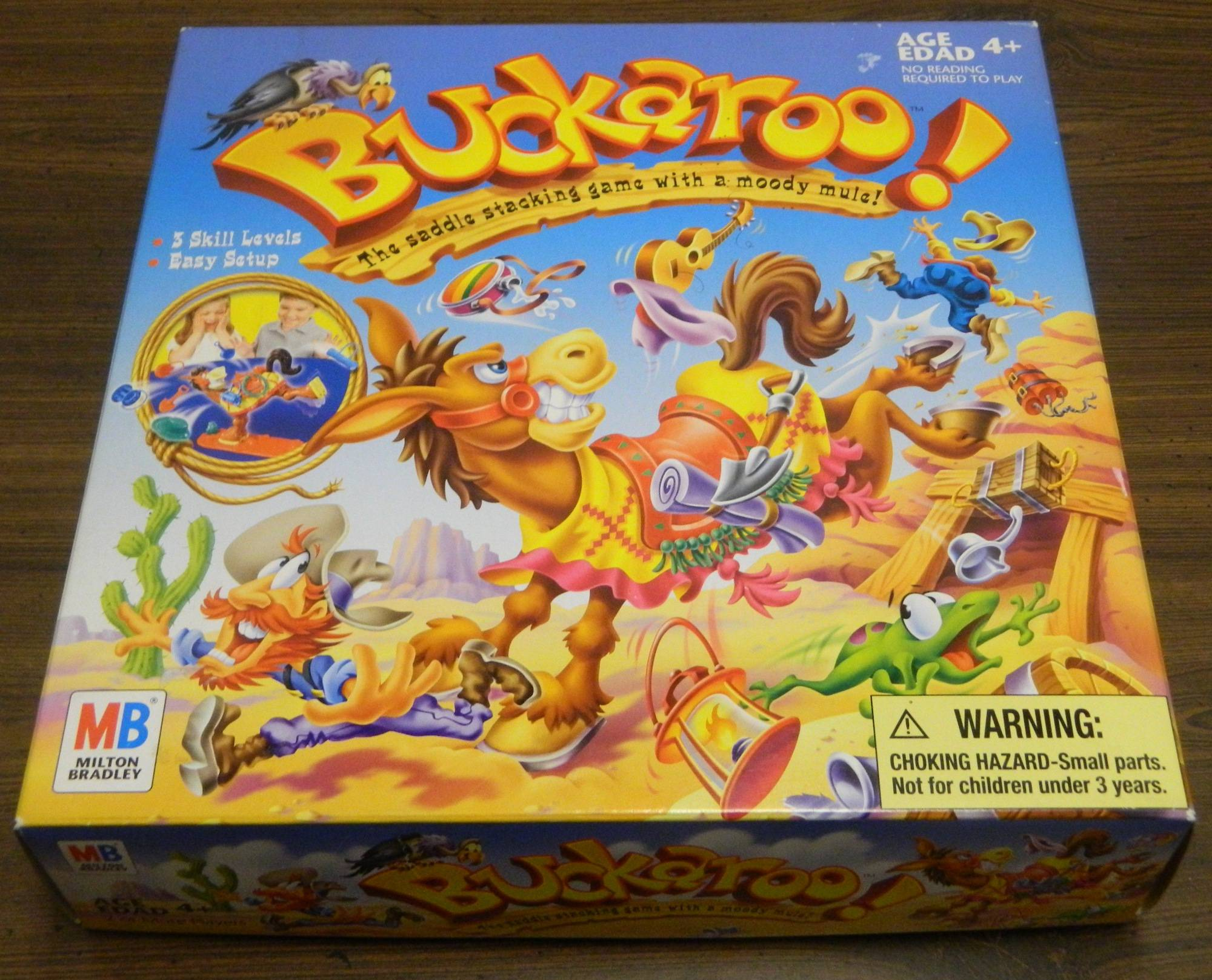 Box for Buckaroo