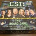 Box for CSI Board Game