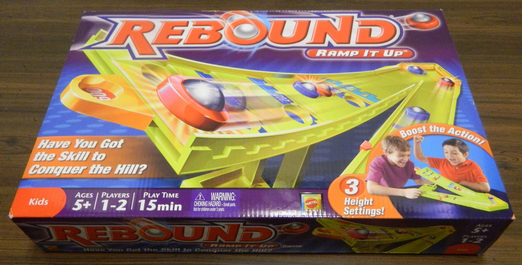Box for Rebound Ramp It Up