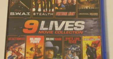 9 Lives Movie Collection Blu-ray