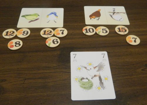 End of Round in Songbirds