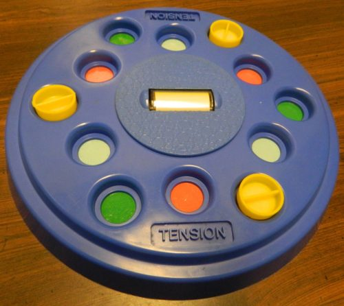 Playing Discs in Tension