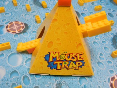 Cheese Mountain in U-Build Mouse Trap
